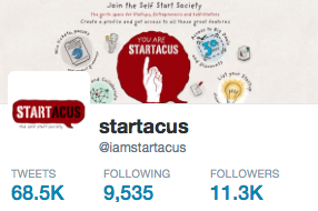 Startacus Twitter Chats to offer timely Business Expertise