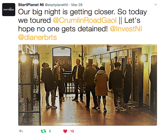 Demo-day at jailhouse aims to lockdown future startup investment