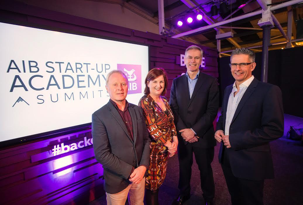 AIB Start-up Academy Summit peaks with over 250 NI Entrepreneurs in attendance