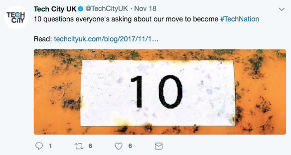 Tech City UK to Tech Nation