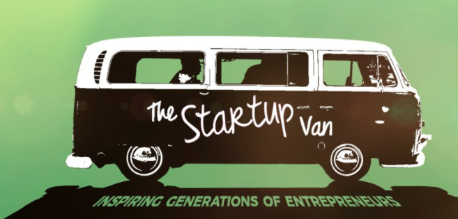 The Startup Van and WeWork