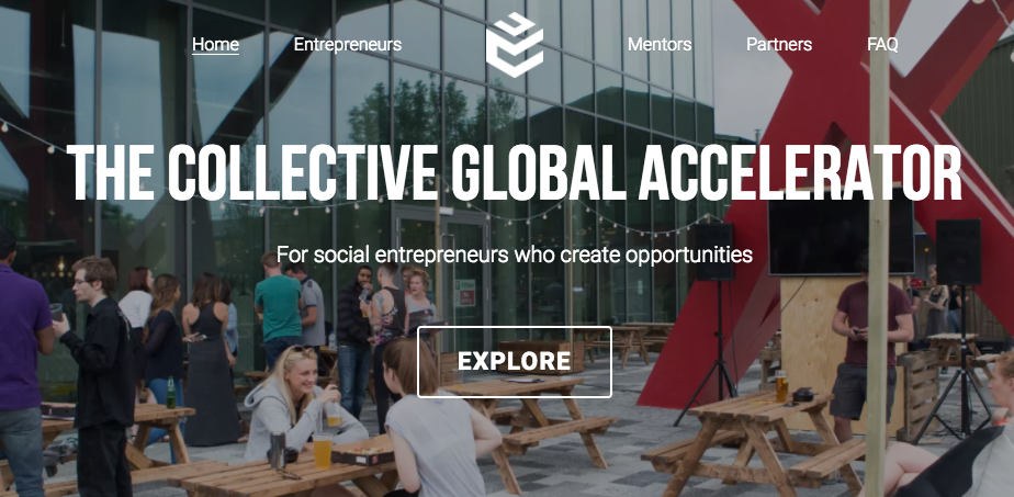 The Collective launch a month-long residential social impact accelerator