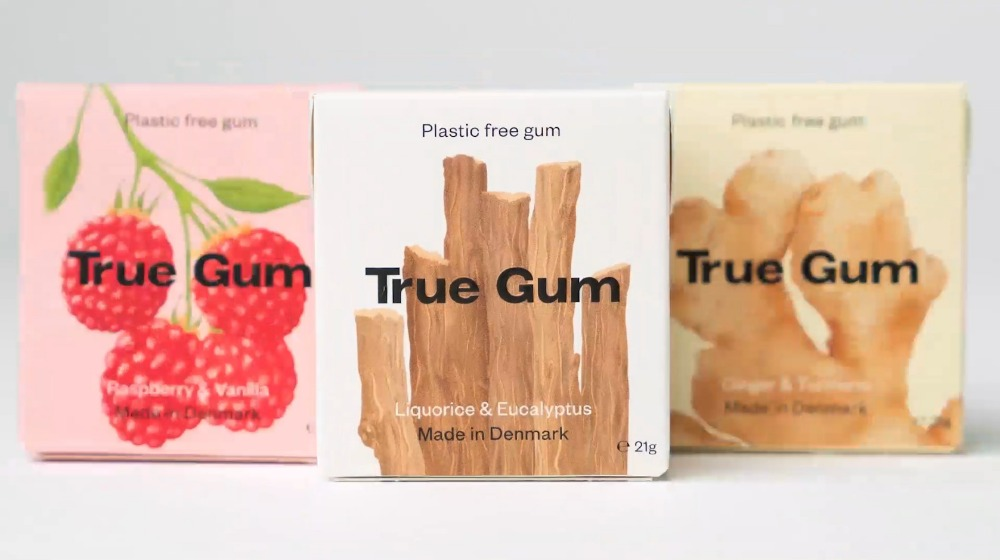 True Gum -  FoodTech innovation in chewing gum