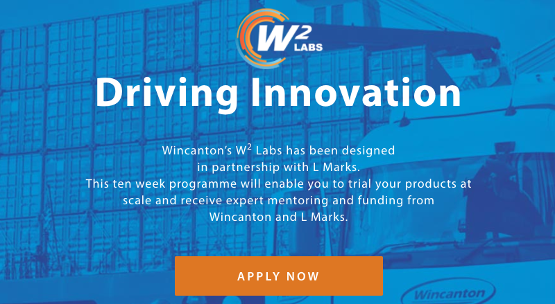 Wincanton's W² Labs set to drive startup innovation
