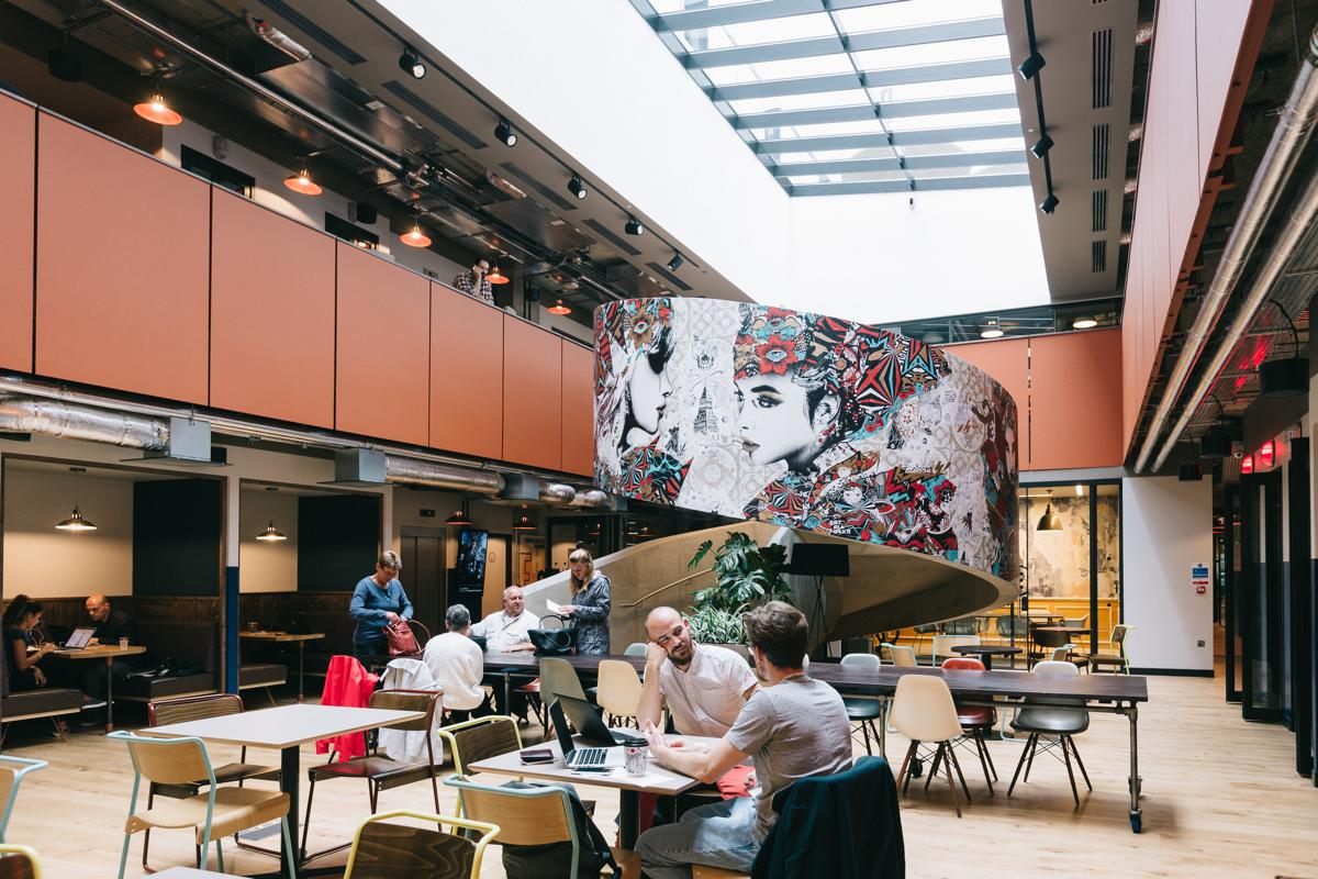 WeWork expands across London as co-working space continues to rise in popularity