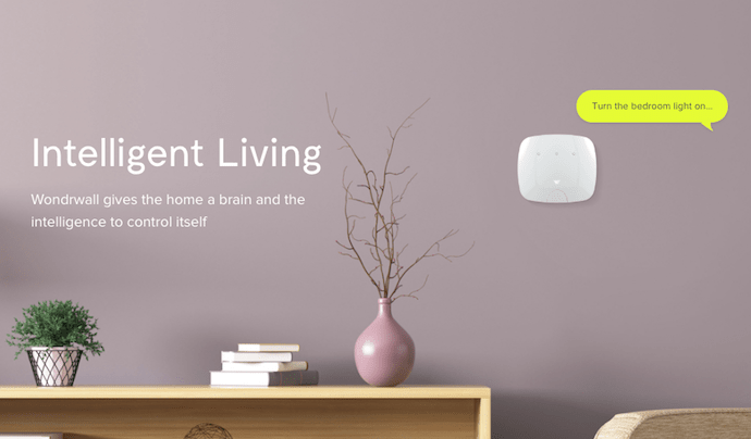 Wondrwall aims to give your smart home a brain