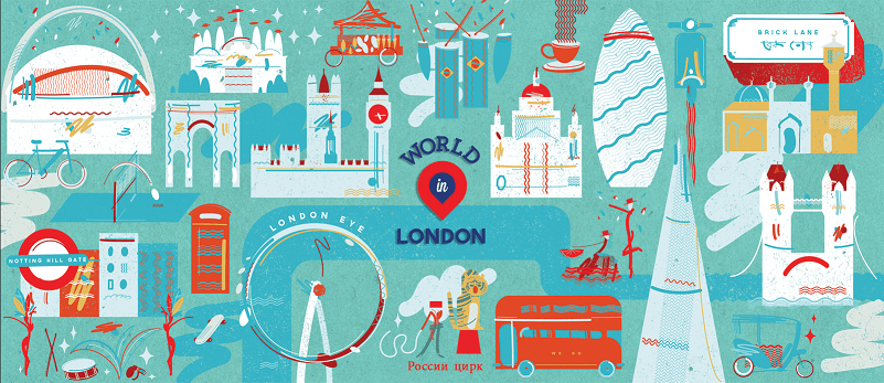 World in London App