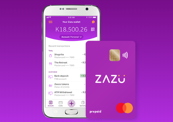 Starting in Zambia, Zazu wants to be the most helpful money management app