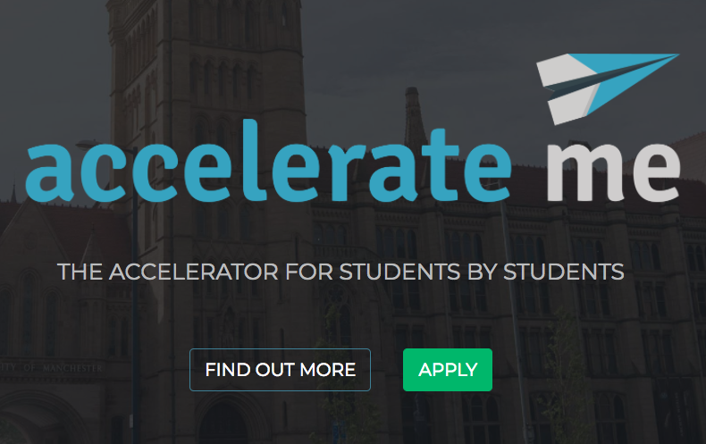 AccelerateME - The accelerator for students by students