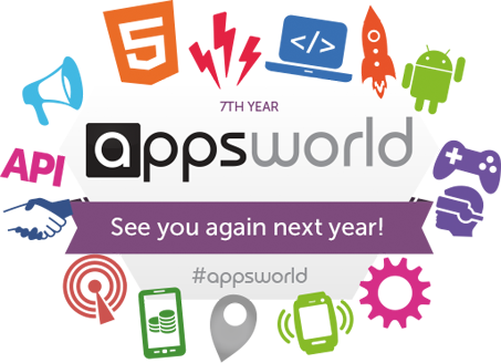 Win a gold pass to apps world germany