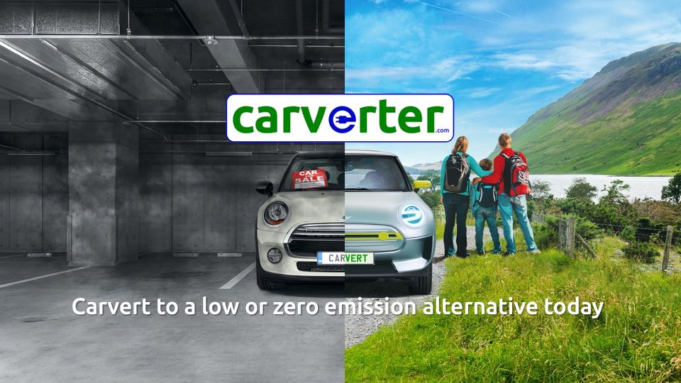 Startup of the Week - Carverter
