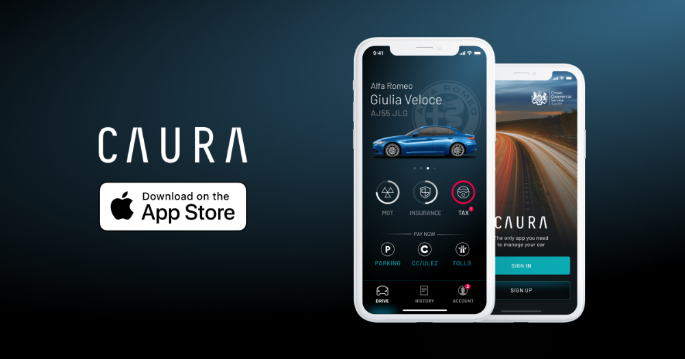 Caura - the car management app that empowers drivers to never get a fine again