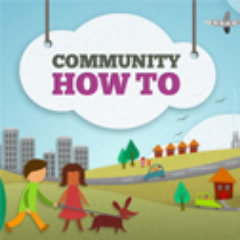 community how to