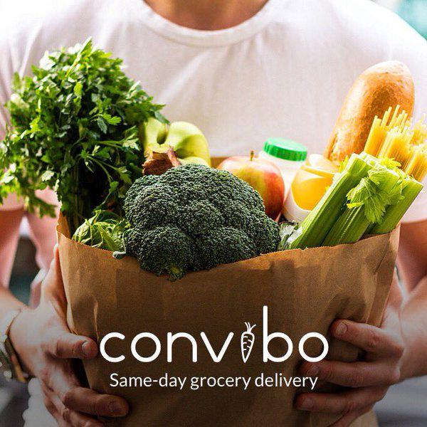 Startup Convibo delivers with same day Grocery service in London