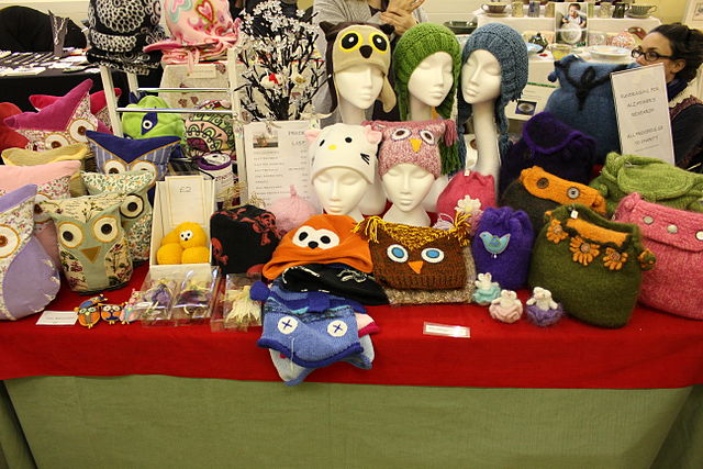 Selling at Craft Fairs - Basic Tips - Startacus