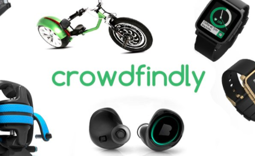 Startup of the Week - Crowdfindly