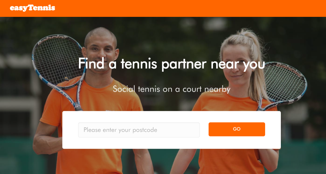 easyTennis launches new online tennis platform to help you find your match