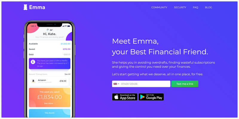 Startup of the Week - Emma