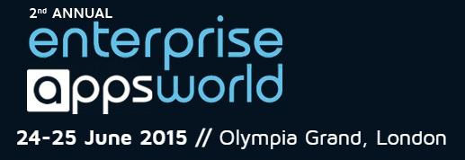 Win a gold pass to enterprise apps world