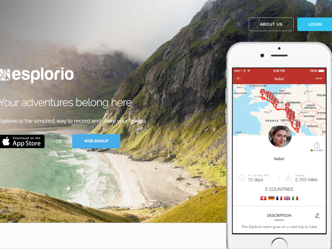 Startup of the Week - Esplorio