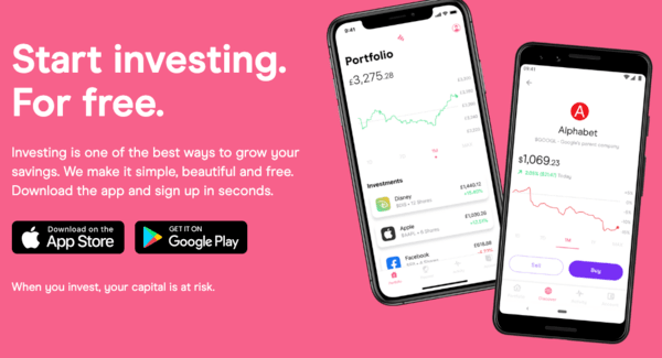 Freetrade - the startup that lets you invest for free