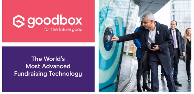 GoodBox £2m donations