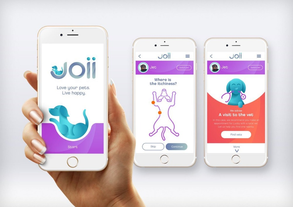 Joii - petcare and veterinary advice made easy