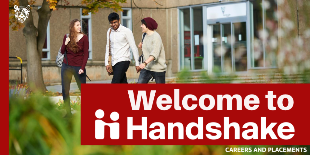 Handshake - helping students and employers connect