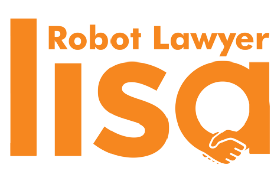 Robot Lisa Lawyer