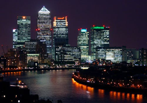 London leading the way for global FinTech headquarters