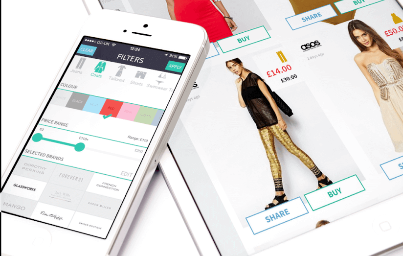 Shopping App Mallzee