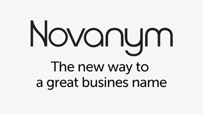 Novanym - The new way to a great business name