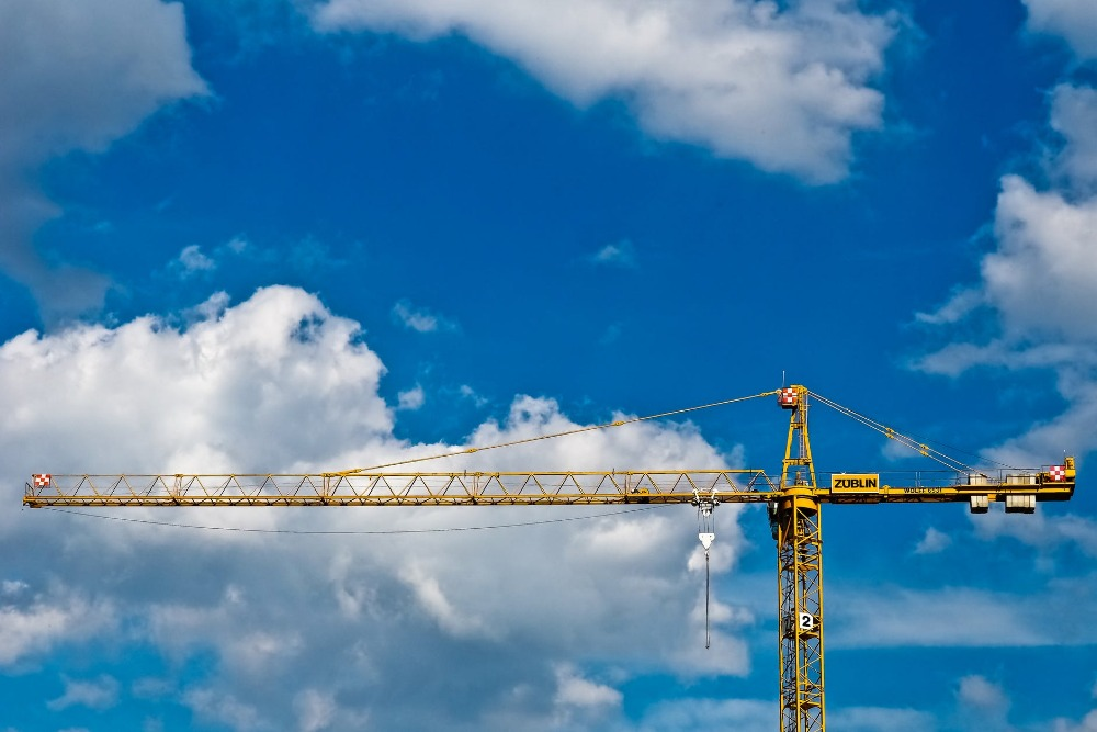 Construction Projects - why hiring equipment might be a better option