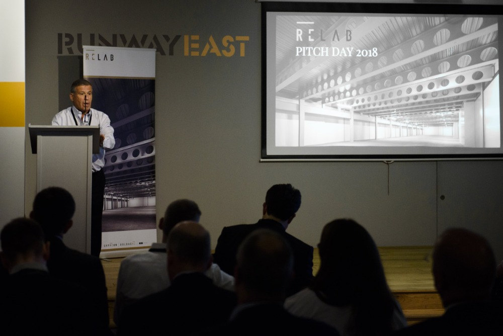 Goldacre RElab 6 startups selected