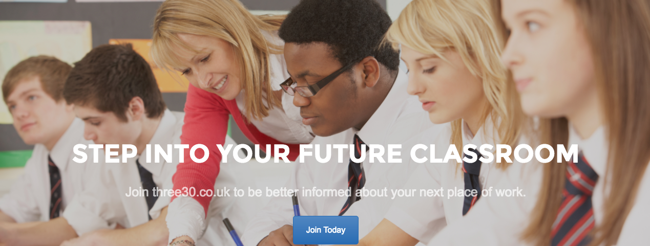 Teacher review site three30.co.uk aims to help teachers make informed career decisions