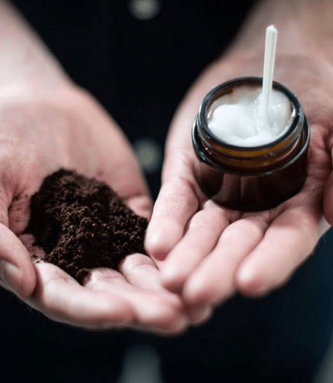 revive palm oil alternative coffee grounds