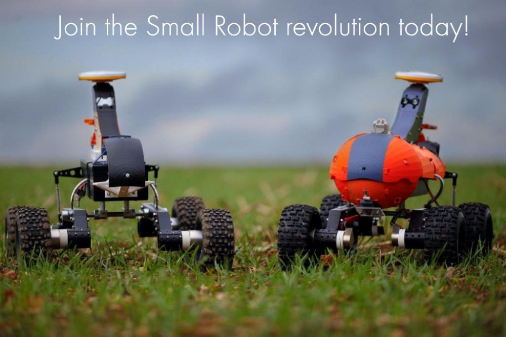 Small Robot Company raises BIG