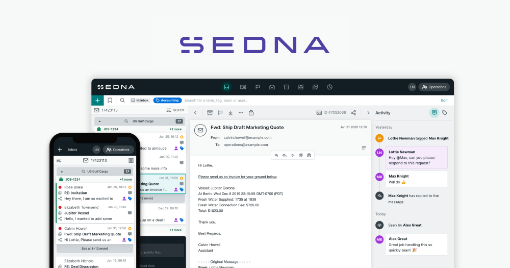 Sedna wants to be the team communication software that rules them all
