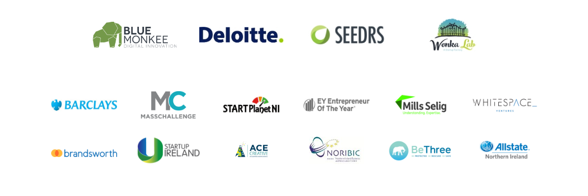 upSTART pitch event sponsors and supporters