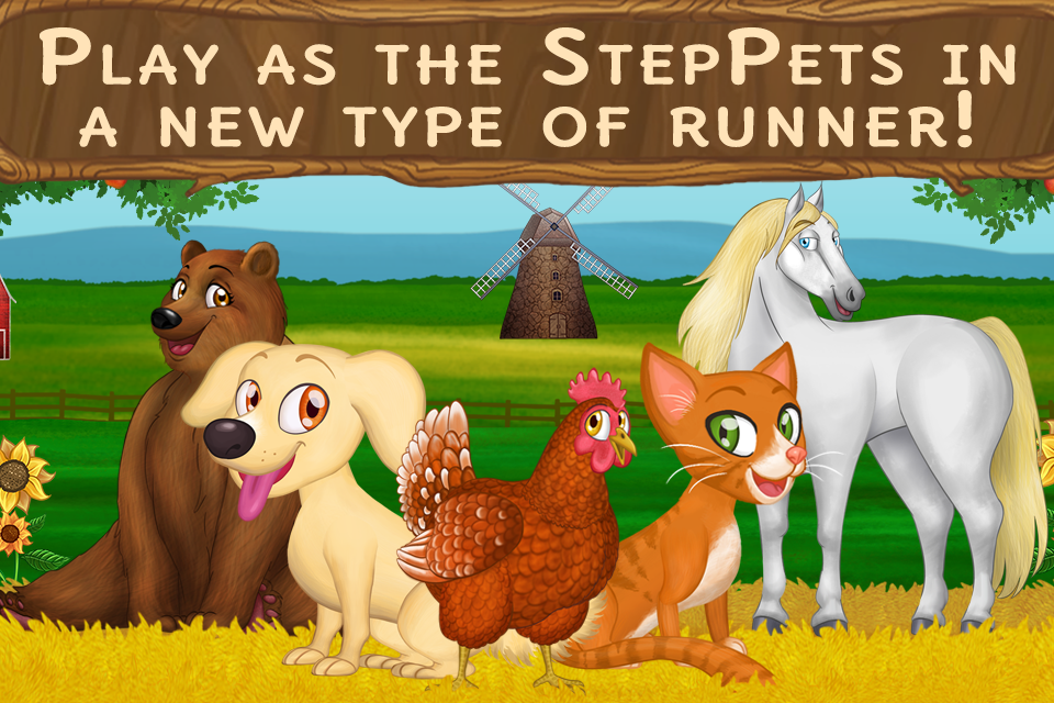 Step Pets screenshot