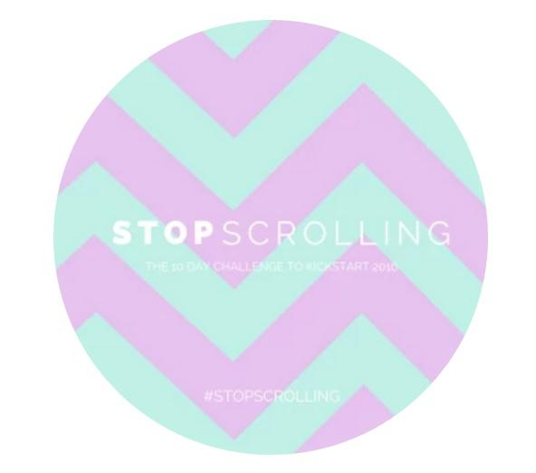 Stop Scrolling Challenge