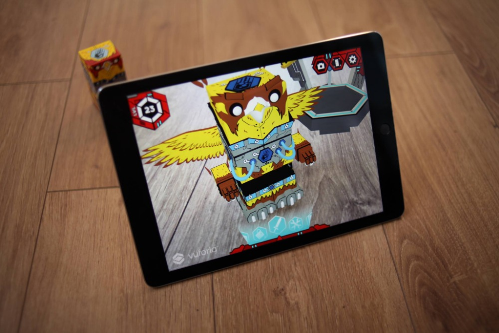 swapbots screen
