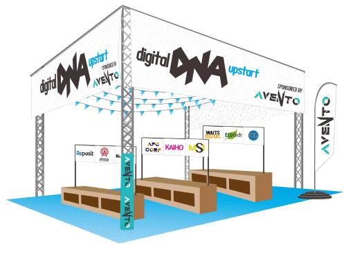 Startup Pod giveaway! Win a startup pod to exhibit at Digital DNA