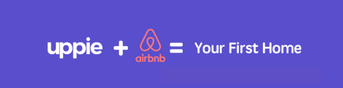 uppie and airbnb