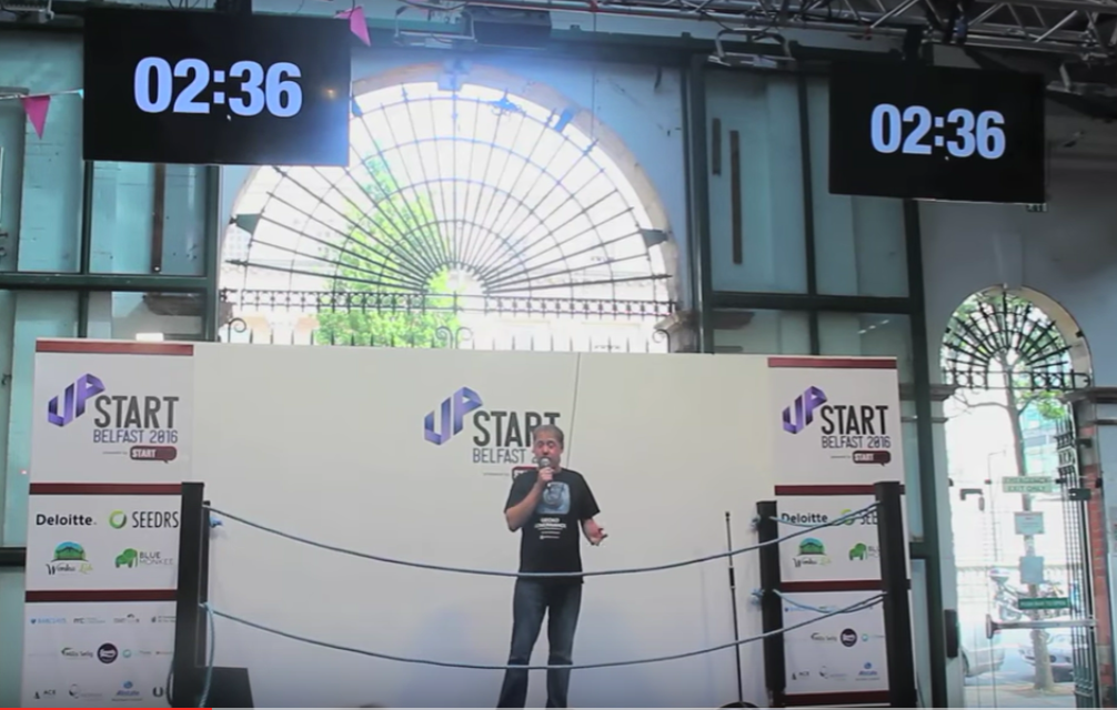 how to encourage startup participation in a tech event