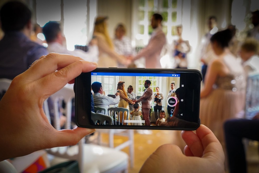 vidiCREW raise investment to disrupt the wedding video market