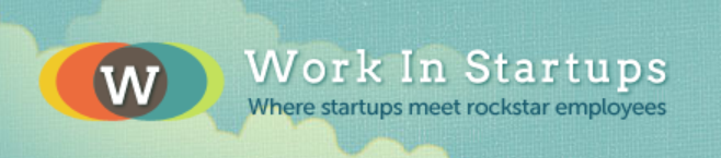 Work in Startups